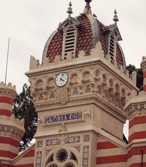 L'Herbe, villa algérienne