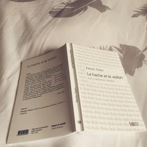La Hache et le violon. Sur le métier de critique, de FrédéricFerney