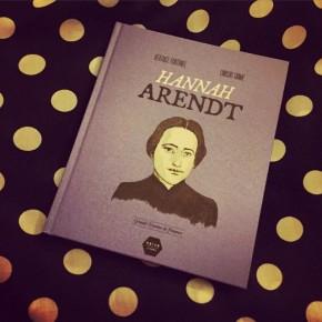 Hannah Arendt, de Béatrice Fontanel & LindsayGrime