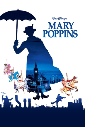 Mary Poppins, de RobertStevenson