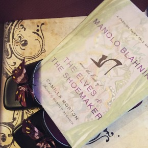 Manolo Blahnik and the tale of the elves & the shoemaker, de Camilla Morton