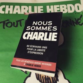 Nous sommes Charlie – 60 écrivains unis pour la liberté d'expression