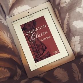 L'initiation de Claire, de Valéry K.Baran