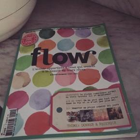 Flow Magazine : créativité etsérénité
