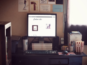 Work Space : un coin bureau cosy etinspirant