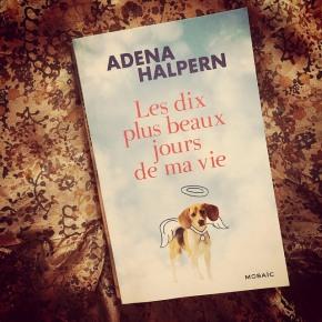 Les dix plus beaux jours de ma vie, d'AdenaHalpern