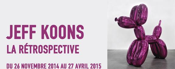 affiche-koons-pompidou