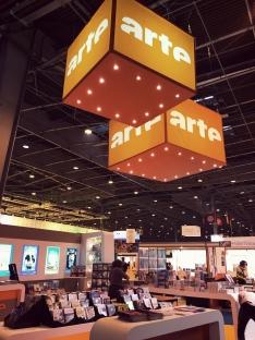 Stand Arte TV