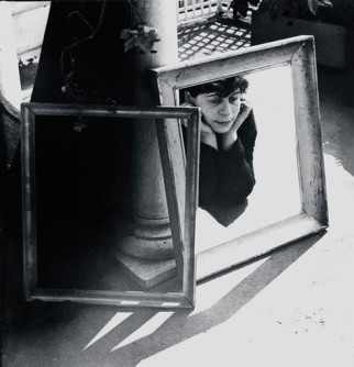 Florence Henri, Autoportrait, 1938 Collection particulière, courtesy Archives Florence Henri, Gênes. Florence Henri © Galleria Martini & Ronchetti