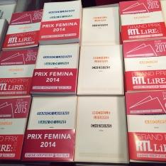 Ils en ont des prix, les livres de chez Sabine Wespieser !