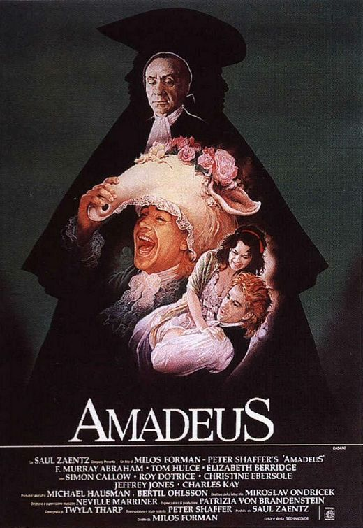 an analysis of amadeus a film by milos forman Amadeus analysis peter shaffer amadeus was directed by milos forman and starred f what happened at the end of amadeus the ending to forman's film is not the.