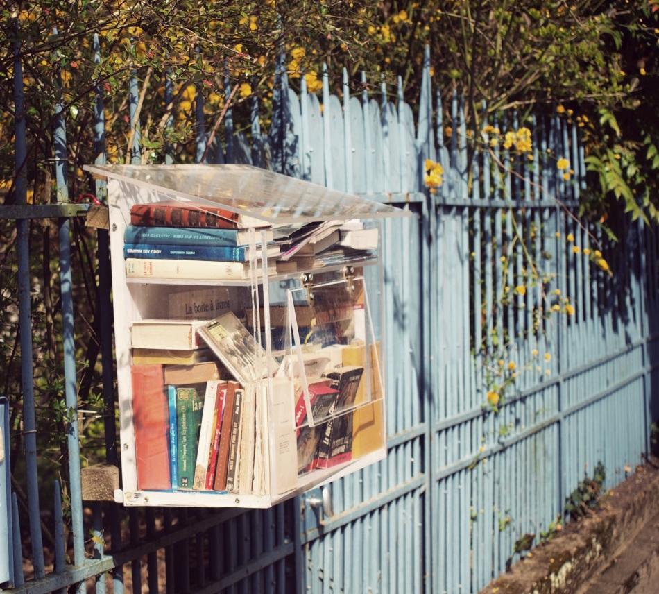 boîte à livres
