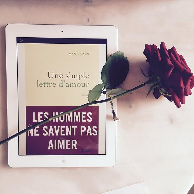 une simple lettre d'amour