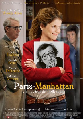 Paris-Manhattan, de Sophie Lellouche