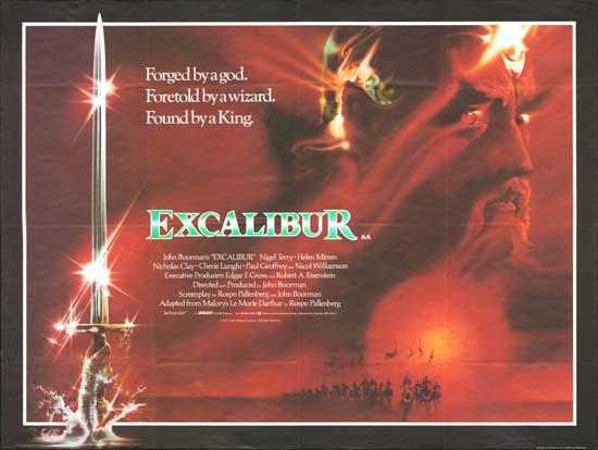 Excalibur_AFFICHE