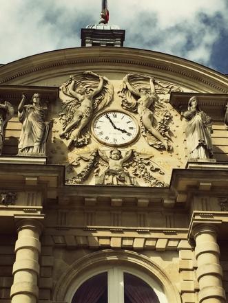 Horloge du Luxembourg