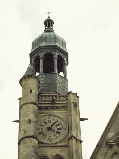 Horloge de Saint-Etienne-du-Mont