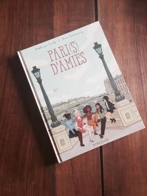 Pari(s) d'amies, de Rokhaya Diallo et KimConsigny
