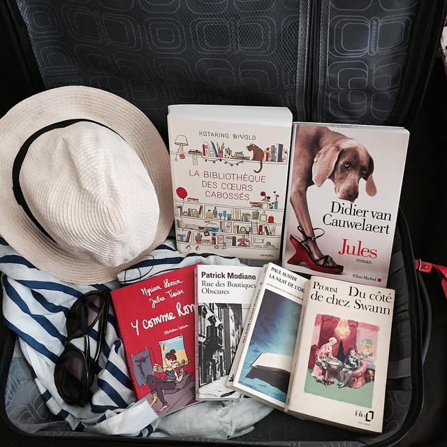La valise de l'été