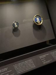 Miniatures de Marie d'Angleterre et de François, Dauphin de France