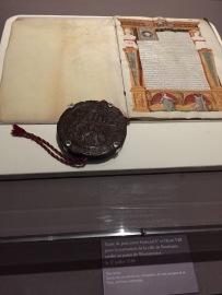 Traité de paix entre François 1er et Henri VIII
