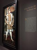 Henri VIII, d'après Hans Holbein le Jeune, 1540-1550, Petworth House, National Trust