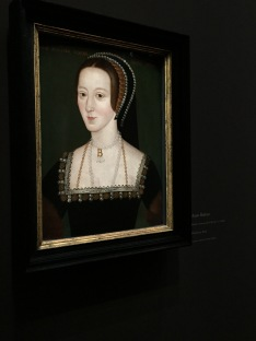 Anonyme - Anne Boleyn, National Gallery