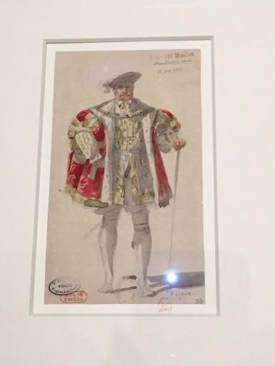 Costume d'Henti VIII