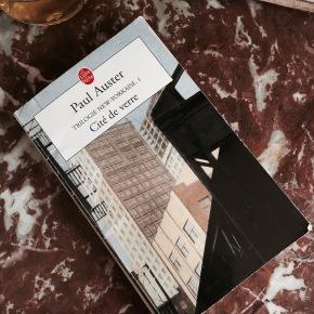 Trilogie new-yorkaise. 1, Cité de verre, de PaulAuster