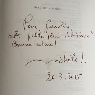 Michèle Lesbre