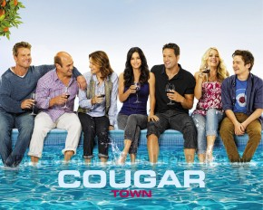 Cougar Town, de Bill Lawrence et Kevin Biegel