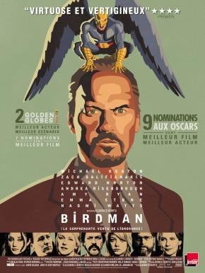 Birdman, d'Alejandro GonzalezIñarritu