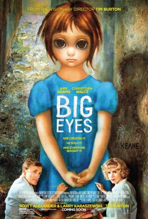 Big Eyes, de Tim Burton