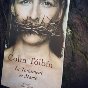 Le Testament de Marie, de ColmTóibín