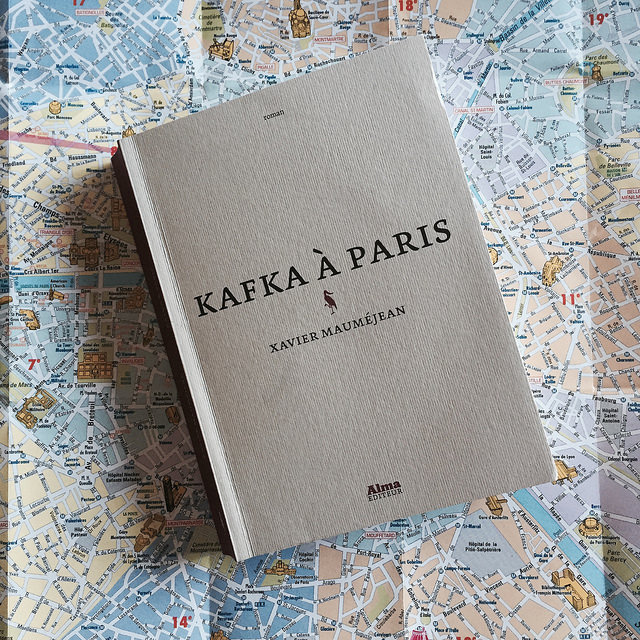 Kafka à Paris