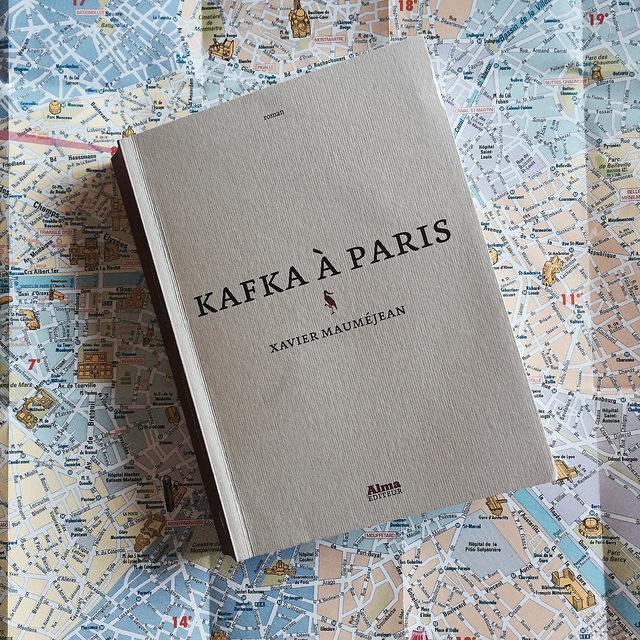 Kafka à Paris