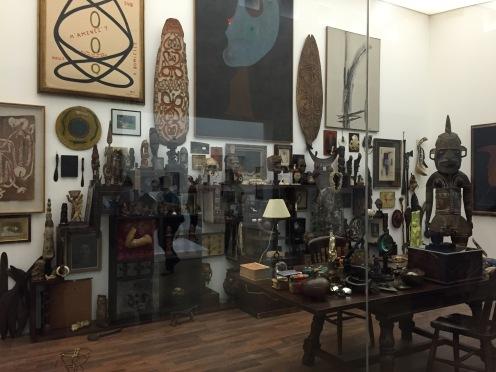 Atelier d'André Breton