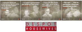 Despot Housewives, de Joël Soler