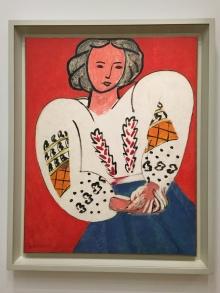 Matisse, Blouse roumaine