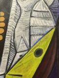 Picasso, l'Aubade, détail