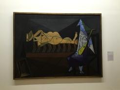 Picasso, l'Aubade