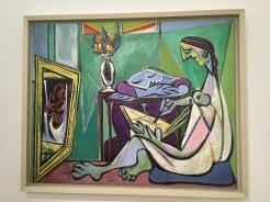 Picasso, la Muse