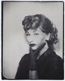 Cindy Sherman, untitled (Lucie Ball), 1975, collection Amedeo M. Turello (estimation 6 000 – 8000 € / 6 700 – 8 900 $)