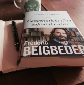 Conversations d'un enfant du siècle, de FrédéricBeigbeder