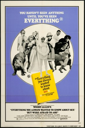 Everything you always wanted to know about sex (but were afraid to ask), de WoodyAllen