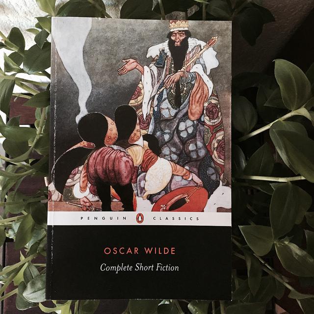 Complete Wilde's short fiction