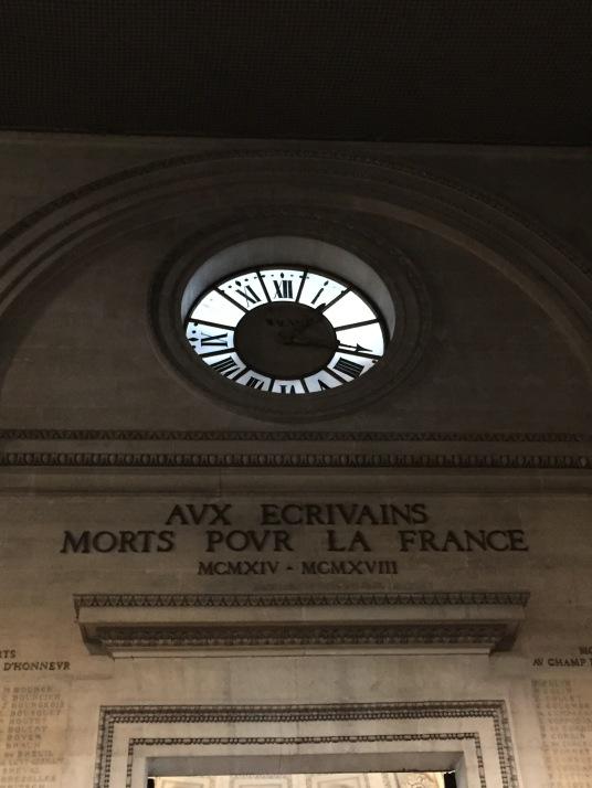 Ecrivains morts pour la France
