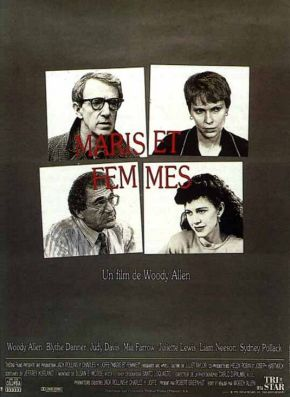 Husbands and Wives, de Woody Allen