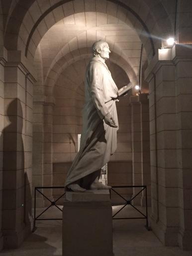 Statue de Voltaire
