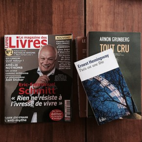 Le magazine deslivres